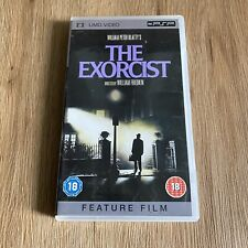 The Exorcist UMD Movie - Sony PSP PlayStation Portable - Complete