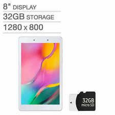 Samsung Galaxy Tab A 8 32 GB Tablet (Silver) SM-T290N +...