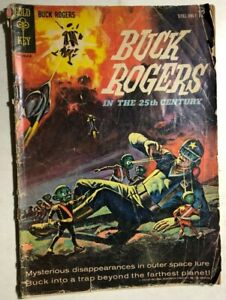 BUCK ROGERS #1 (1964) Gold Key Comics G/VG