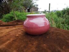 Kim Reilly - Ventnor Pottery - Studio -  Ceramic Pot - Isle Of Wight