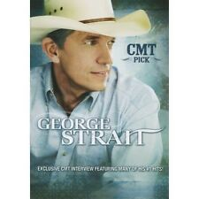 GEORGE STRAIT CMT PICK DVD (2005)