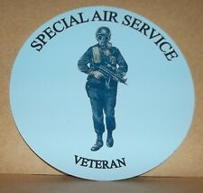 Special Air Service vinyl sticker personalised free.