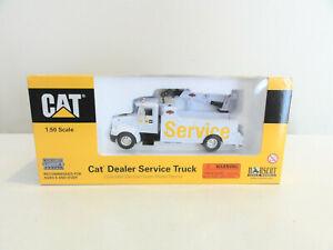 """CATERPILLAR NORSCOT 55118 PETERBILT 330 CAT SERVICE TRUCK 1:50 """"NEW"""""""