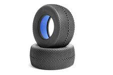 JConcepts 3043-02 Double Dee's Short Course Tires (Super Soft) Green (2)