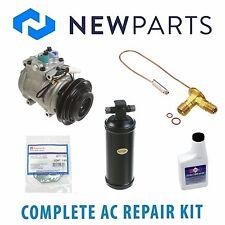 Fits Toyota Land Cruiser 88-89 Complete A/C Repair Kit w/ Compressor & Clutch