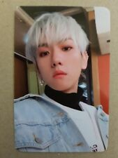 CBX BAEKHYUN Authentic Official PHOTOCARD #4 Blooming Days 2nd Album EXO 백현