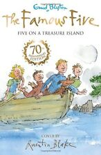 Five On A Treasure Island: Book 1 (Famous Five),Enid Blyton- 9781444908657