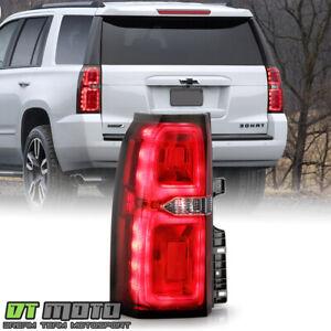 2015-2020 Chevy Tahoe Suburban OE LED Tail Light Brake Lamp - Left Driver Side