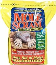 Enviro Pro 12010 Mole Scram Repellent Granular Bag, 10 Pounds
