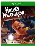 Hello Neighbor (Microsoft Xbox One, 2017)