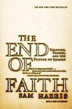 The End of Faith: Religion Terror and the Future of Reason paperback Sam Harris