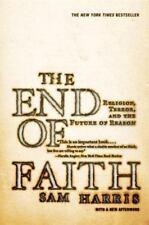 The End of Faith: Religion Terror and the Future of Reason paperback Sam Harris