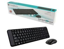 Logitech MK220 Wireless Keyboard and Mouse Combo With 3 Yrs Logitech warranty