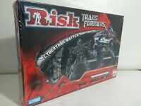 Transformers Risk NEW & SEALED Board Game Cybertron Battle Edition Strategy