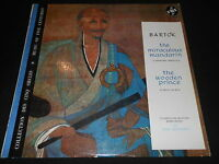 ROLF REINHARDT / BARTOK   THE MIRACULOUS MANDARIN / THE WOODEN PRINCE   LP 33T