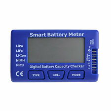 5 in 1 Smart Battery Meter With Balance Discharge ESC Servo PPM Tester OE