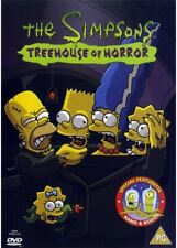 [DVD] The Simpsons: Treehouse of Horror