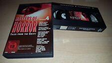 Cryptkeeper - Masters of Horror - Vol. 4 - VPS Verleihtape - VHS - ab 18