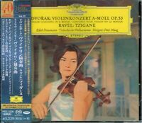 Edith Peinemann Dvorak Violin Concerto Ravel Tzigane Japan SACD w/OBI NEW/SEALED