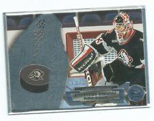 2001 Pacific Paramount Martin Biron #2 13/25 Buffalo Sabres Hockey WL6.