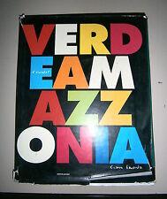 Gianni Limonta # VERDE AMAZZONIA - ECUADOR # Mondadori 2003