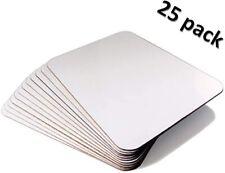 Dry Erase Lapboards Pack Of 25 Whiteboard Set 9x12 Student Single Sided