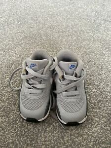 Nike air max Baby Boy Girl Trainers Shoes Infant Size 4  Excellent Condition