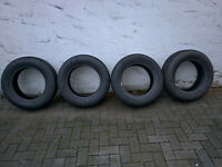 4x Winterreifen Michelin Alpin A4 225-60-16 102H fast neu