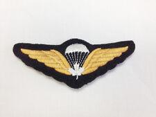 Canadian Military Airborne Parachutist Jump Dress DEU Wings White #15135