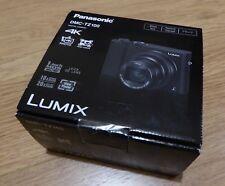 Panasonic Lumix DMC-TZ100EB-K Compact Camera in Black - New and Sealed