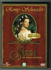 ROMY SCHNEIDER DVD - SISSI - De Jonge Keizerin NEW