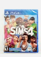 The Sims 4 - PS4 - Sony PlayStation 4 - Brand NEW - Sealed FAST FREE SHIPPING