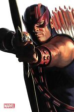 AVENGERS #42 ALEX ROSS HAWKEYE TIMELESS VARIANT - MARVEL - PRESALE 03/02/2021
