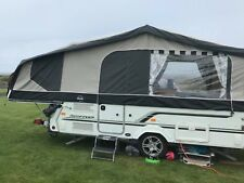 Pennine Pathfinder Folding Camper 2015 incl Full Awning and Skirts
