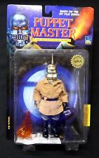 Puppet Master Torch Gold Electronic Full Moon Toys Legends of Horror New 1998