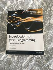 Introduction to Java Programming by LIANG (Paperback, 2000)