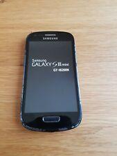 Samsung Galaxy S III Mini GT-I8190 - 8GB - Pebble Blue (Vodafone) Smartphone