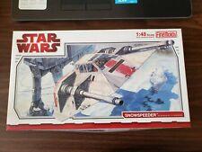 Star Wars Fine Molds Snowspeeder 1:48 Scale Brand New in Box