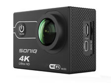 SONIQ Action Sports Camera 4K 30fps With WiFi Model: AAC001