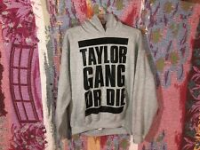 Wiz Khalifa Taylor Gang Rap Graphic Hoodie Sweatshirt Mens Small