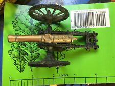 Alymer Napoleonic War French Gun Artillery & 3 Crew 54mm 1:32