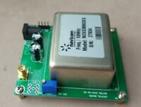 10MHz OCXO Crystal Oscillator Frequency Standard Reference with Board 7DBM SMA