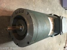 RELIANCE ELECTRIC T56S1018A DC MOTOR, 1HP, 90V, 1750RPM