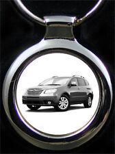 Subaru Tribeca Schlüsselanhänger Tribeca als Bildgravur inkl. gratis Textgravur