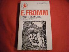 L'arte d'amare Erich Fromm