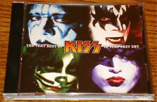 KISS THE VERY BEST OF KISS ORIGINAL CD