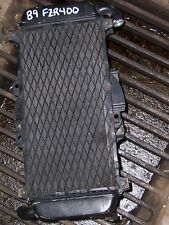 yamaha fzr400 fzr 400  radiator
