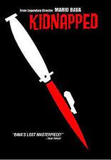 Kidnapped Uncut DVD OOP aka Rabid Dogs LN Mario Bava Italian giallo Lea Lander