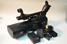 Panasonic AG-3DA1  Integrated Twin-Lens 3D Camcorder xlnt shape, all accessories