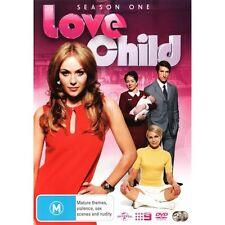 LOVE CHILD Season 1 R4 DVD NEW & SEALED Free Post